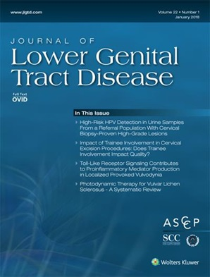 Journal of Lower Genital Tract Disease (JLGTD)